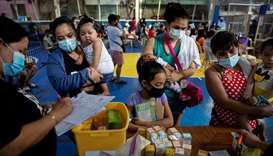Philippines extends partial coronavirus curbs in Manila