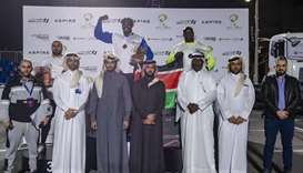 Qatar Strongest Man 2021