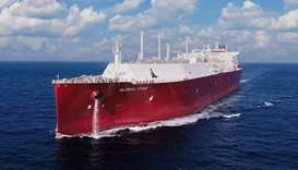 Nakilat takes delivery of newbuild LNG carrier 'Global Star'