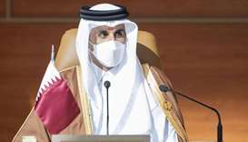 Amir participates in 41st GCC Summit