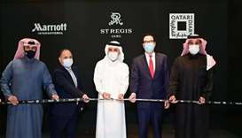 Qatari Diar announces official opening of St. Regis Cairo