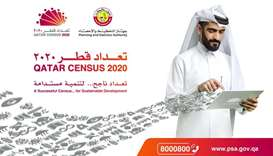 PSA extends Qatar Census 2020 data e-registration period