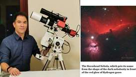 Qatar can become hub for astrophotography; Turkish expat