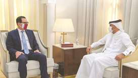 PM meets US Secretary of Treasury