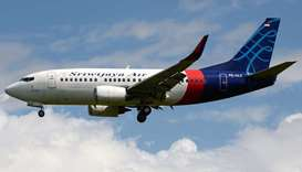 Sriwijaya Air -MSN 27323