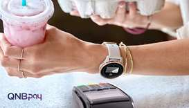 QNB bolsters digital payments leadership by launching Fitbit Pay, Garmin Pay on QNBpay