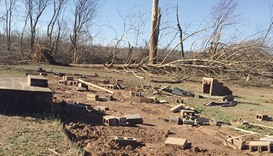 Recovery underway after storms kill 15