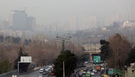 Iran cancels two football games over pollution