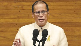 Aquino urges Filipinos 'to be heroes in own way'