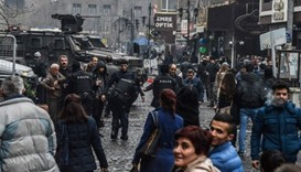 Turkey detains two IS suspects over New Year attack plot