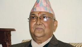 KP Sharma Oli ... first overseas visit after becoming the prime minister