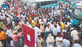 Industrial Area workers seek better bus service to embassy locations