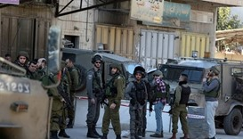Palestinian in West Bank rams Israeli forces with car, shot dead