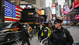US charges 25-year-old over alleged New Year's Eve plot