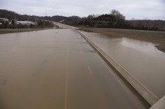 US Midwest braces for more flooding