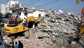 Building collapse in India kills nine: police