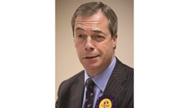 Farage: global ambitions