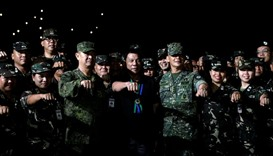 Duterte rejects rebels' demand to free more prisoners