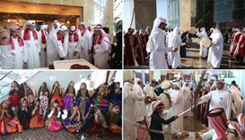 Qatar's heritage on show at Commercial Bank's National Day celebrations