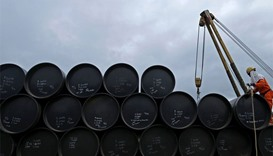 Oil dips on rising US crude inventories, high Opec supplies