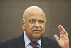 Gordhan orders inquiry into tax collection agency