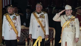 Malaysia enthrones new king in lavish ceremony