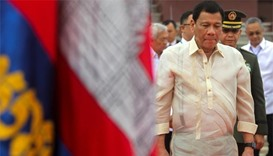 Philippines president says he personally killed people
