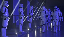 Fans keep faith as critics take sabres to 'Rogue One'