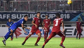 Indonesia crushes Thailand in first Suzuki cup final