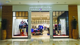 One of Apparel Group's stores at Mall of Qatar.