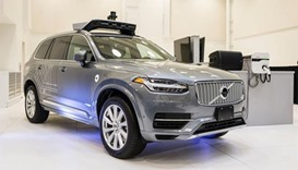 California shuts down Uber's self-driving cars