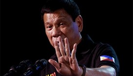 Duterte keeps 'very good' rating after six months