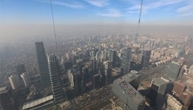 China wants 23 cities put on red alert for smog