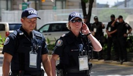 Canada police raid Montreal pot stores after Trudeau's warning