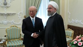 Iran discusses nuclear ships plan with IAEA chief