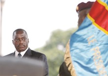 Tensions mount in Congo as end of Kabila's term nears