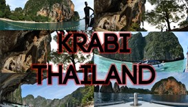 Krabi, one of Thailand's top tourism destinations