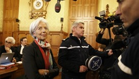 IMF's Lagarde found guilty over French tycoon payment
