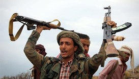 At least 22 dead in clashes in Yemen's Taez