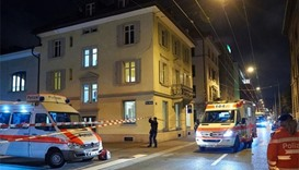 Swiss police halt search for shooter after body found