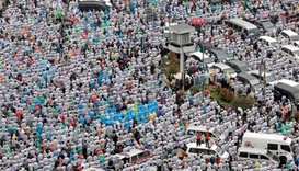 Over 200,000 Muslims protest against Jakarta governor