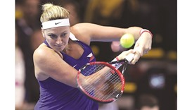 Tennis champ Kvitova suffers knife attack, injures playing hand