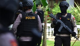 Indonesia arrests nine with alleged Islamic State links