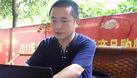 China rights website founder held over 'state secrets'
