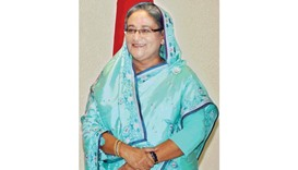 Sheikh Hasina urges UK to lift ban on cargo flights
