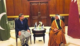 Qatar-Pakistan joint ministerial committee meets