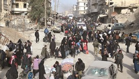 Fall of Aleppo shines harsh light on the UN