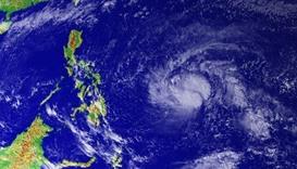 Philippines braces for Christmas Day typhoon