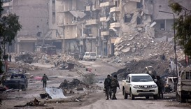 Hezbollah says Aleppo could pave way to political solution