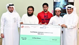 QU announces winners of the ethical hacking competition